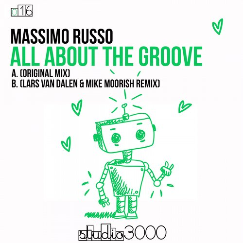 Massimo Russo - All About The Groove (lars Van Dalen And Mike Moorish Remix) on Revolution Radio