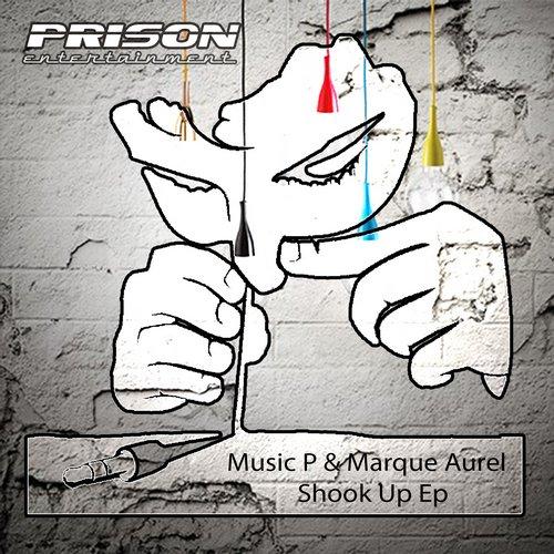 Music P And Marque Aurel - Shook Up (original Mix) on Revolution Radio