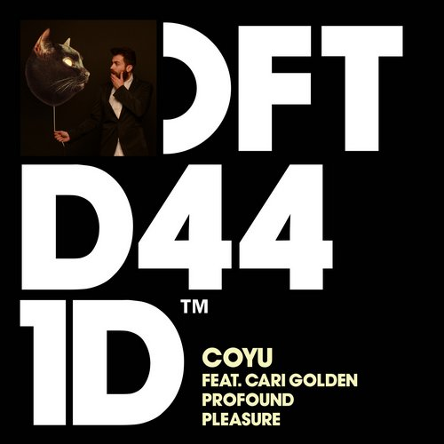 Coyu Feat. Cari Golden - Profound Pleasure (original Mix) on Revolution Radio