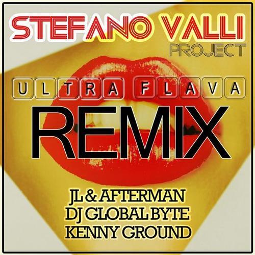 Stefano Valli Project - Ultra Flava (jl And Afterman Remix) on Revolution Radio