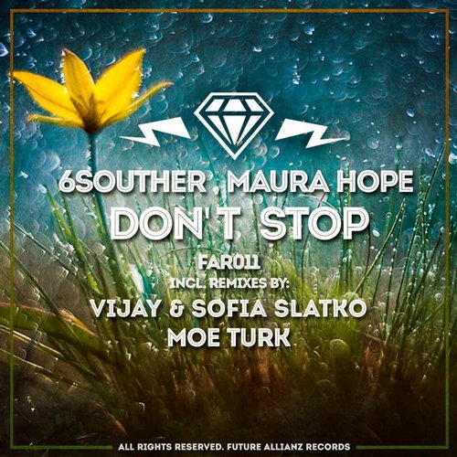 6souther, Maura Hope - Don't Stop (moe Turk Remix) on Revolution Radio