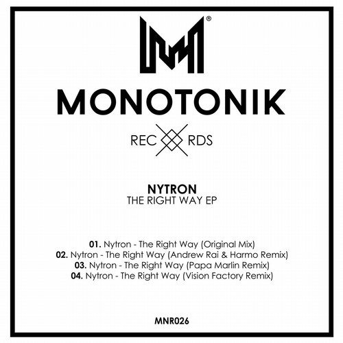 Nytron - The Right Way (vision Factory Remix) on Revolution Radio