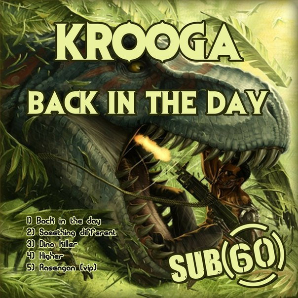 Krooga – Something Different (original Mix) on Revolution Radio
