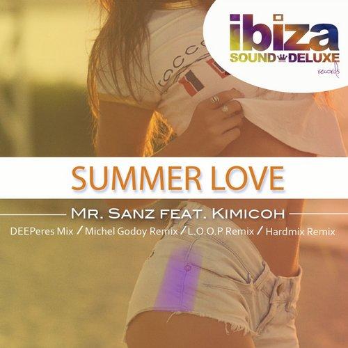 Mr. Sanz, Kimicoh - Summer Love (original Mix) on Revolution Radio