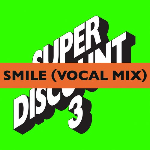 A. Gopher, E. De Crecy, A. Roth - Smile (extended Vocal Mix) on Revolution Radio
