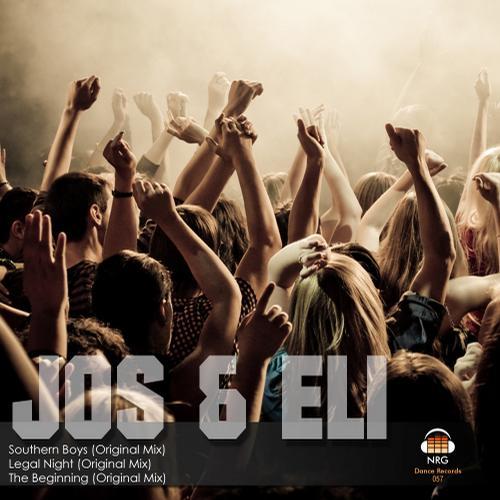 Jos And Eli - Legal Night (original Mix) on Revolution Radio