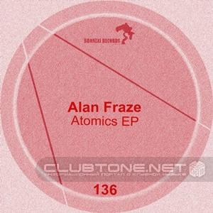 Alan Fraze - Proton (original Mix) on Revolution Radio