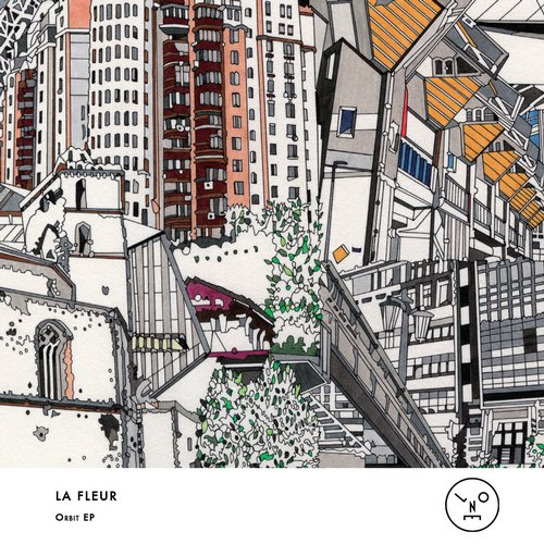 La Fleur - Reflections (original Mix) on Revolution Radio