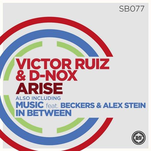 D - Nox, Victor Ruiz - In Between (original Mix) on Revolution Radio