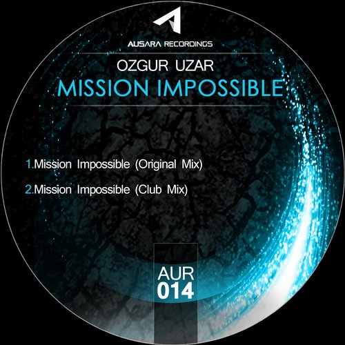 Ozgur Uzar - Mission Impossible (club Mix) on Revolution Radio