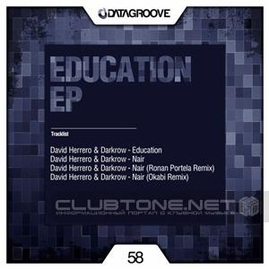 Darkrow, David Herrero – Nair (okabi Remix) on Revolution Radio