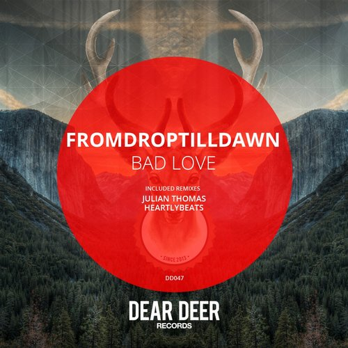 Olivia Barbera, Fromdroptilldawn - Bad Love (original Mix) on Revolution Radio