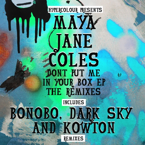 Maya Jane Coles - Something In The Air (dark Sky Remix) on Revolution Radio