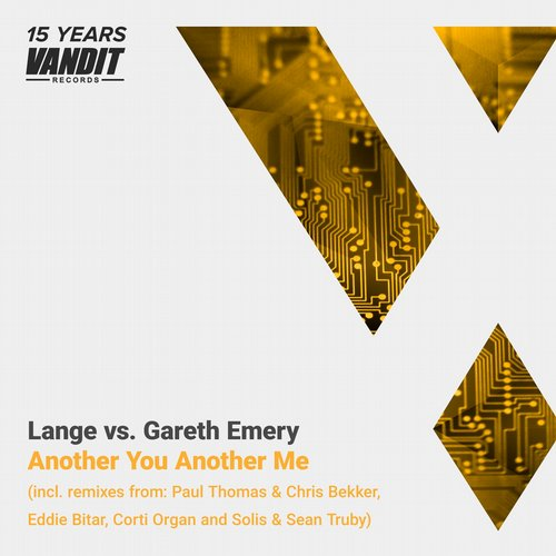 Lange Vs. Gareth Emery - Another Another Me (paul Thomas And Chris Bekker Remix) on Revolution Radio