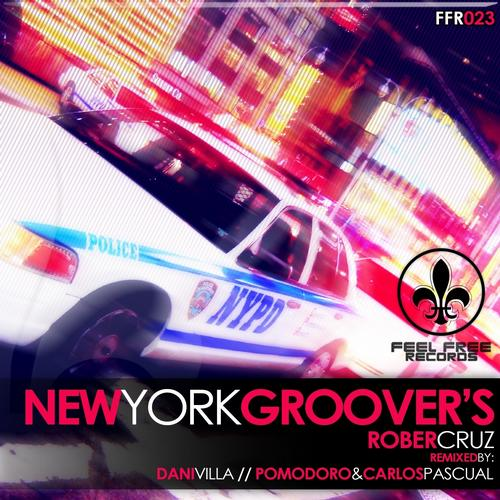 Rober Cruz – New York Groover's (dani Villa 'bronx' Mix) on Revolution Radio