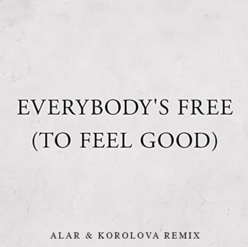 Piero Pirupa - Everybodys Free (alar And Korolova Remix) on Revolution Radio
