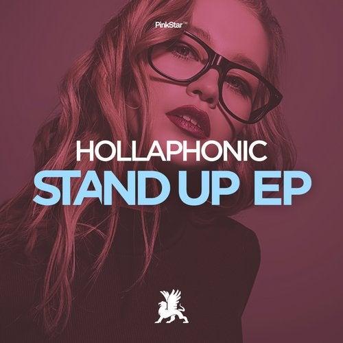 Hollaphonic - Stand Up (original Club Mix) on Revolution Radio