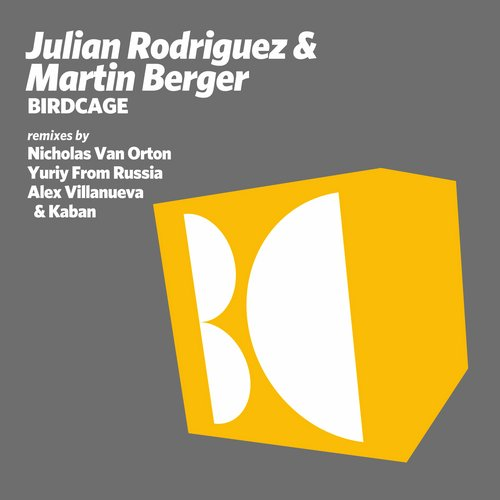 Julian Rodriguez And Martin Berger - Birdcage (nicholas Van Orton Remix) on Revolution Radio