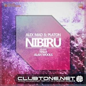 Alex Mad, Platon - Nibiru (tesla Remix) on Revolution Radio