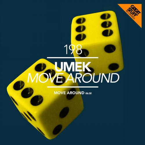 Umek - Move Around (original Mix) on Revolution Radio
