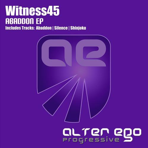 Witness45 - Silence (original Mix) on Revolution Radio