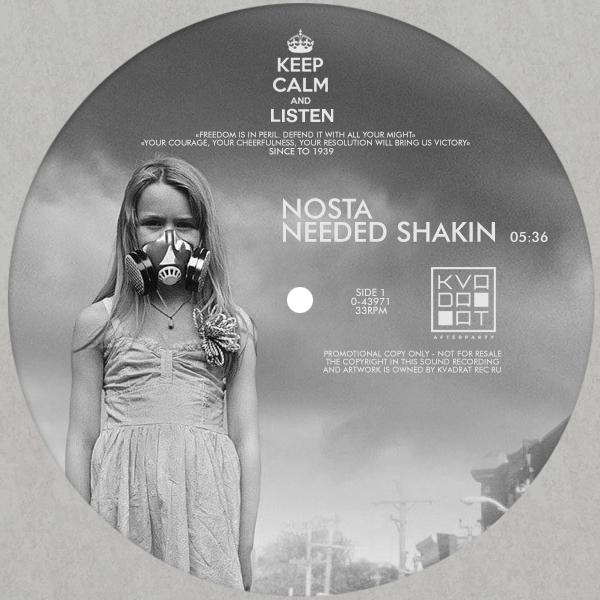 Nosta - Needed Shakin (original Mix) on Revolution Radio