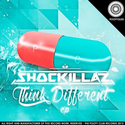 Shockillaz - Think Different (original Mix) on Revolution Radio