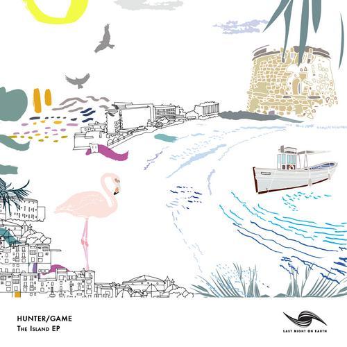 Bajka, Hunter Game - The Island (baikal Remix) on Revolution Radio
