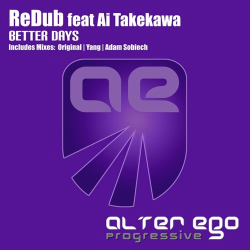 Redub Feat. Ai Takekawa - Better Days (adam Sobiech Remix) on Revolution Radio