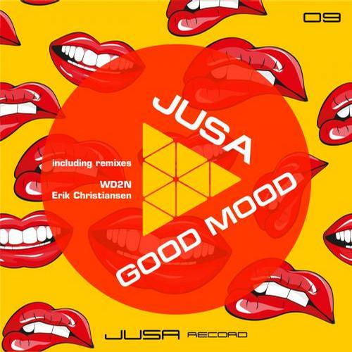 Jusa – Good Mood (wd2n Remix) on Revolution Radio