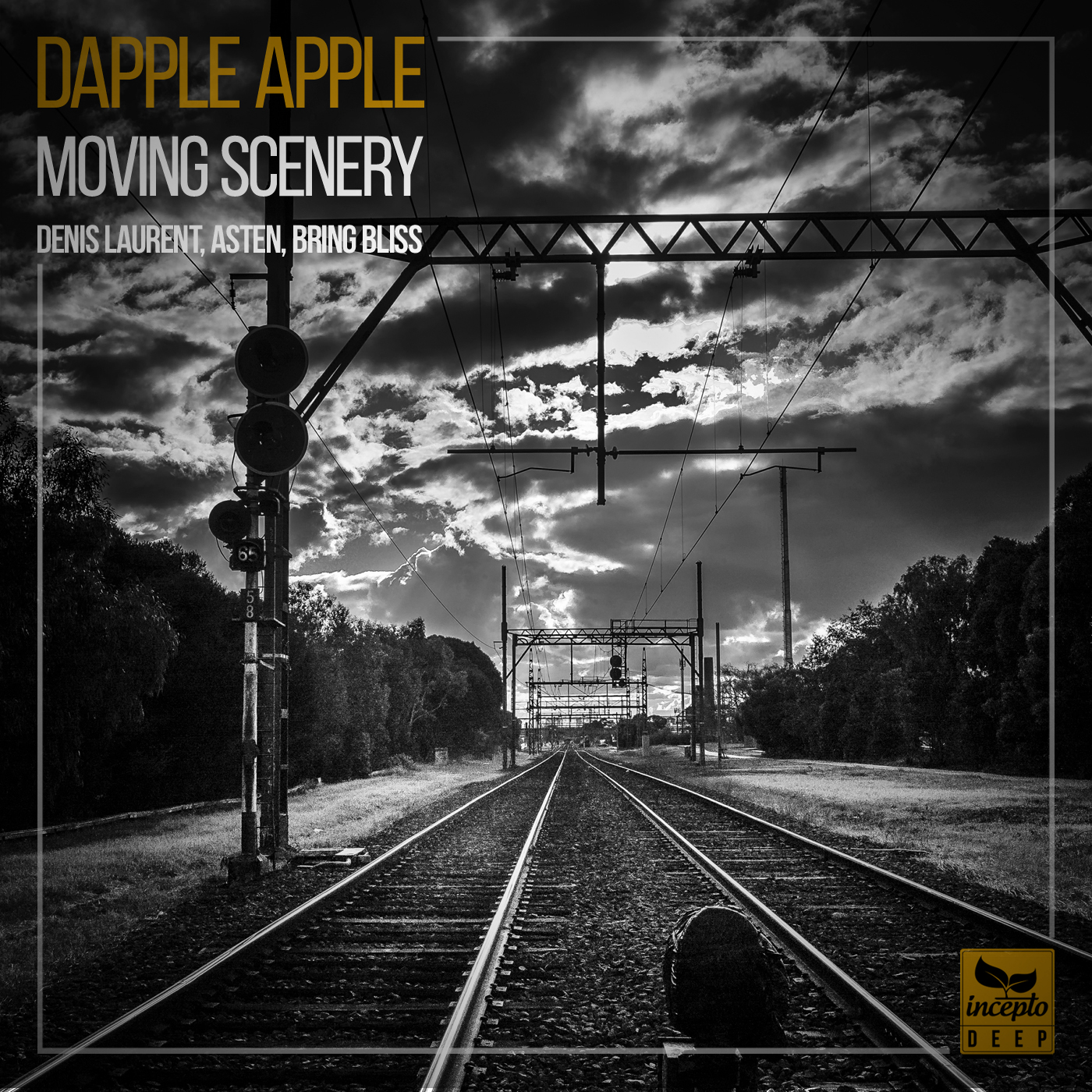 Dapple Apple - Moving Scenery (denis Laurent Remix) on Revolution Radio