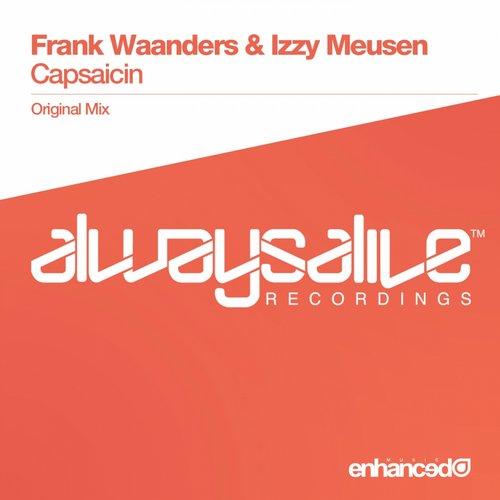 Frank Waanders And Izzy Meusen - Capsaicin (original Mix) on Revolution Radio
