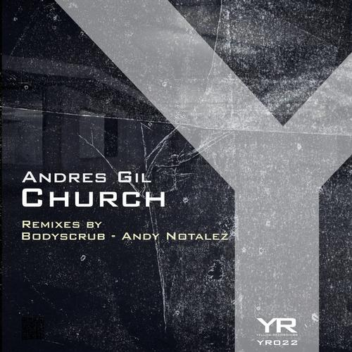 Andres Gil - Church (orilginal Mix) on Revolution Radio
