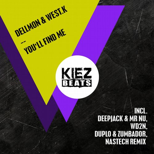 Dellmon, West.k - 'll Find Me (deepjack And Mr.nu Remix) on Revolution Radio