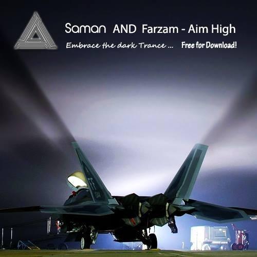 Saman And Farzam - Aim High (original Mix) on Revolution Radio