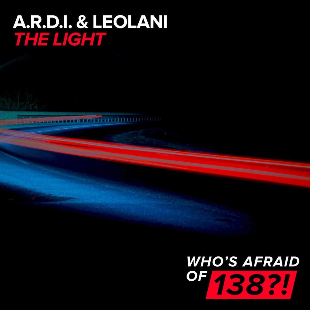 A.r.d.i. And Leolani - The Light (original Mix) on Revolution Radio