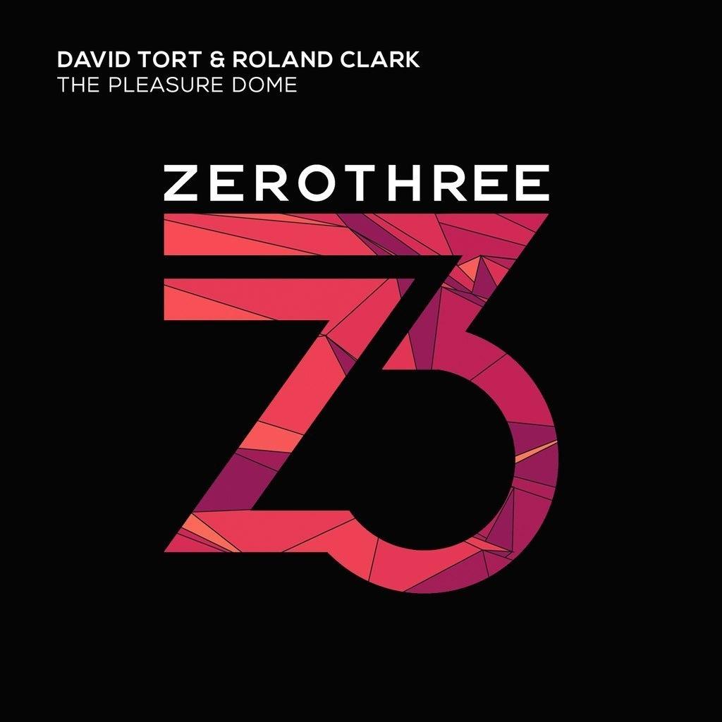 David Tort, Roland Clark - The Pleasure Dome (original Mix) on Revolution Radio