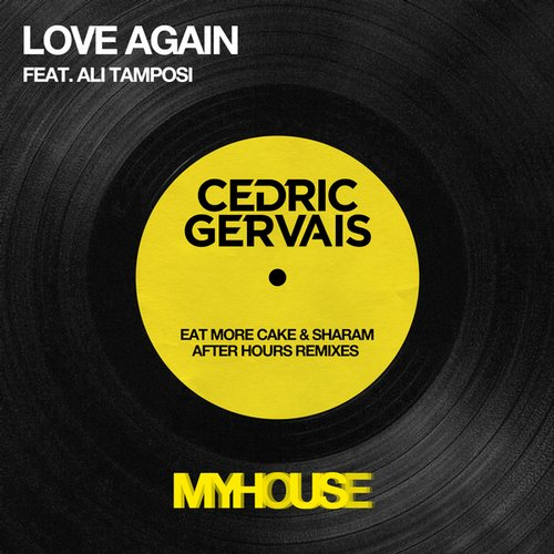 Cedric Gervais Feat. Ali Camposi - Love Again (sharam Acid Remix) on Revolution Radio