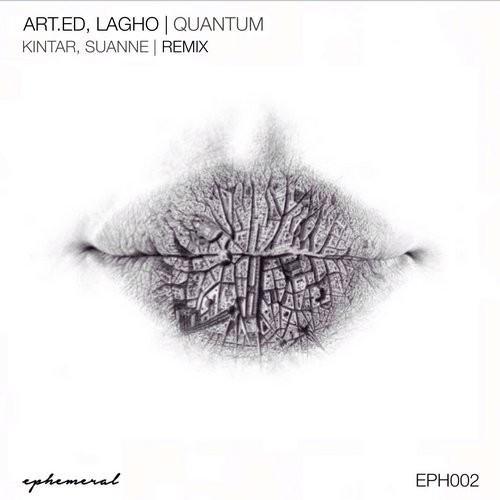 Lagho, Art.ed - Quantum (kintar And Suanne Remix) on Revolution Radio