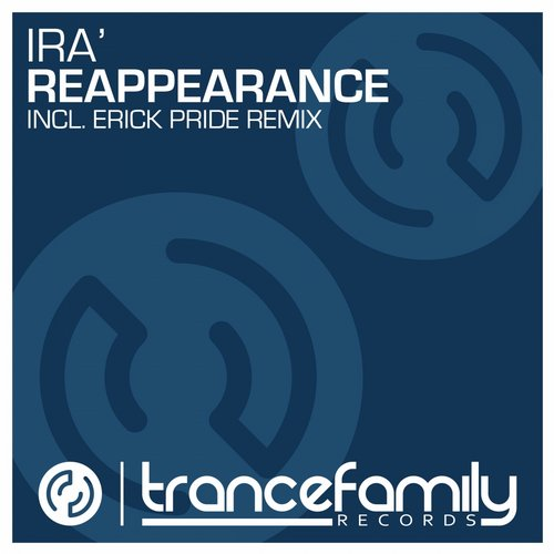 Ira - Reappearance (original Mix) on Revolution Radio