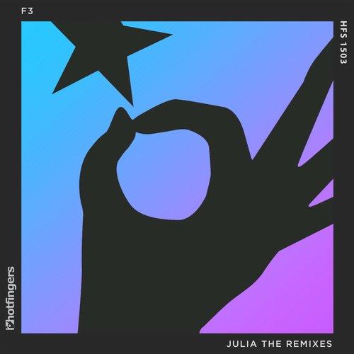 F3 - Julia (alex Kentucky Beach Mix) on Revolution Radio