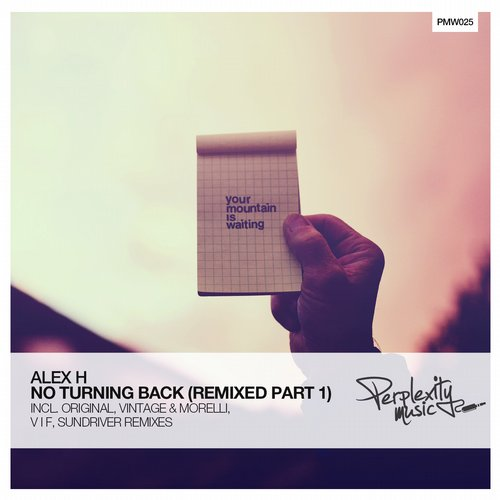 Alex H And Mona Moua - There's No Turning Back (vintage And Morelli Remix) on Revolution Radio