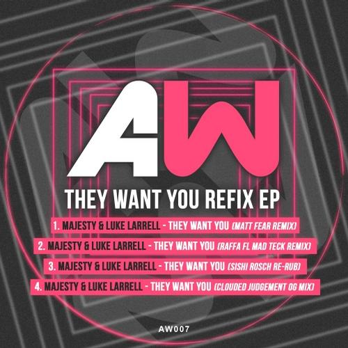 Majesty, Luke Larrell - They Want (matt Fear Remix) on Revolution Radio
