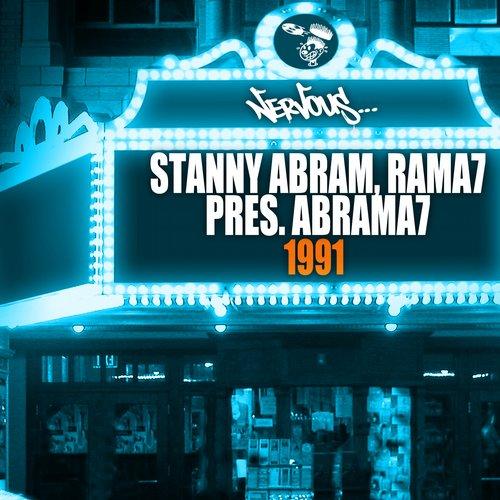 Stanny Abram, Rama7, Abrama7 - 1991 (original Mix) on Revolution Radio