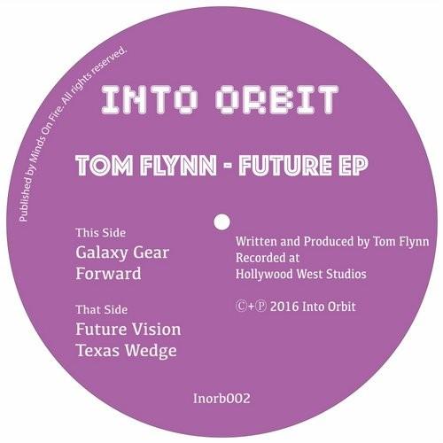 Tom Flynn - Texas Wedge (original Mix) on Revolution Radio