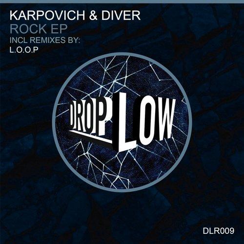 Diver And Karpovich - Rock (original Mix) on Revolution Radio
