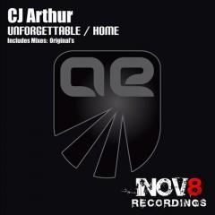 Cj Arthur - Home (original Mix) on Revolution Radio