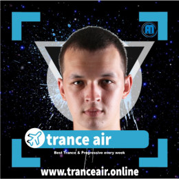 Alex Negniy - Trance AIR on Revolution Radio