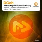 Dgoh  - Minus Degrees (behind The Sunset Remix) on Revolution Radio
