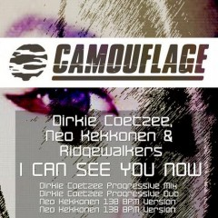 Dirkie Coetzee Neo Kekkonen And Ridgewalkers - I Can See You Now (dirkie Coetzee Progressive Dub) on Revolution Radio